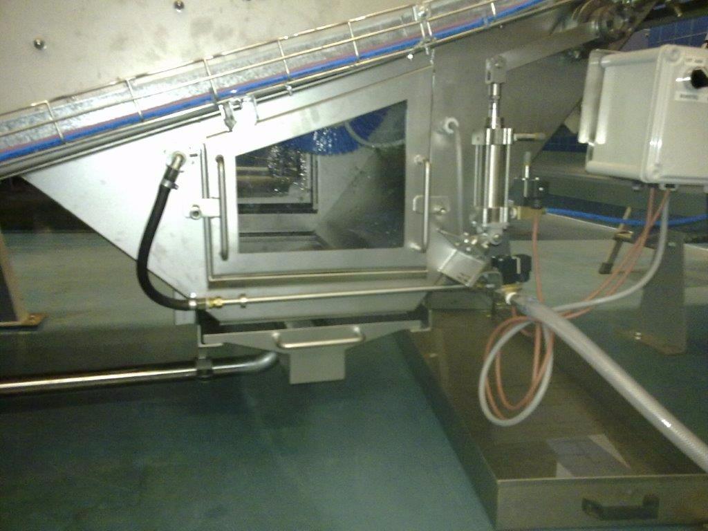 rvs bandwasser onderbouw